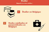 Etudier en belgique - 2016
