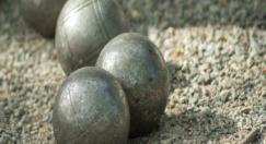 16 octobre -  2è Championnat Amateur de Pétanque avec Français de Belgique