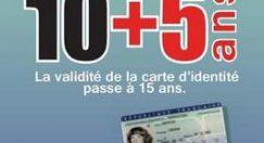 Cartes nationales d'identité prorogées pas reconnues en Belgique