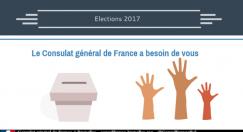 Elections 2017 : appel à volontaires
