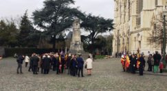 COMMEMORATION de l'ARMISTICE de 1918