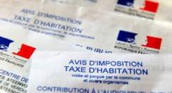 taxe d'habitation macron