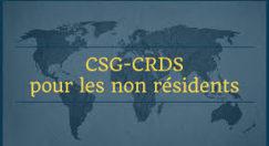 accès rembourseme nts CSG-CRDS
