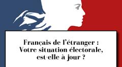 Quelle est votre situation électorale ?