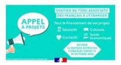 Dispositif de soutien au tissu associatif des Français à l'étranger (STAFE) - appel à projet 2021