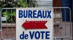 Bureaux de vote  ouverts par le consulat général de France à Bruxelles