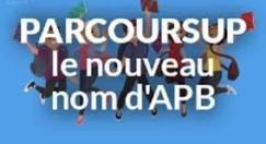 Parcoursup : Inscription  en 1ère année d'études supérieures en France :