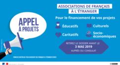 Campagne STAFE  2019 :  Dispositif de soutien au tissu associatif des Français de l'étranger